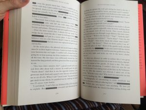 Guantanamo Diary pages